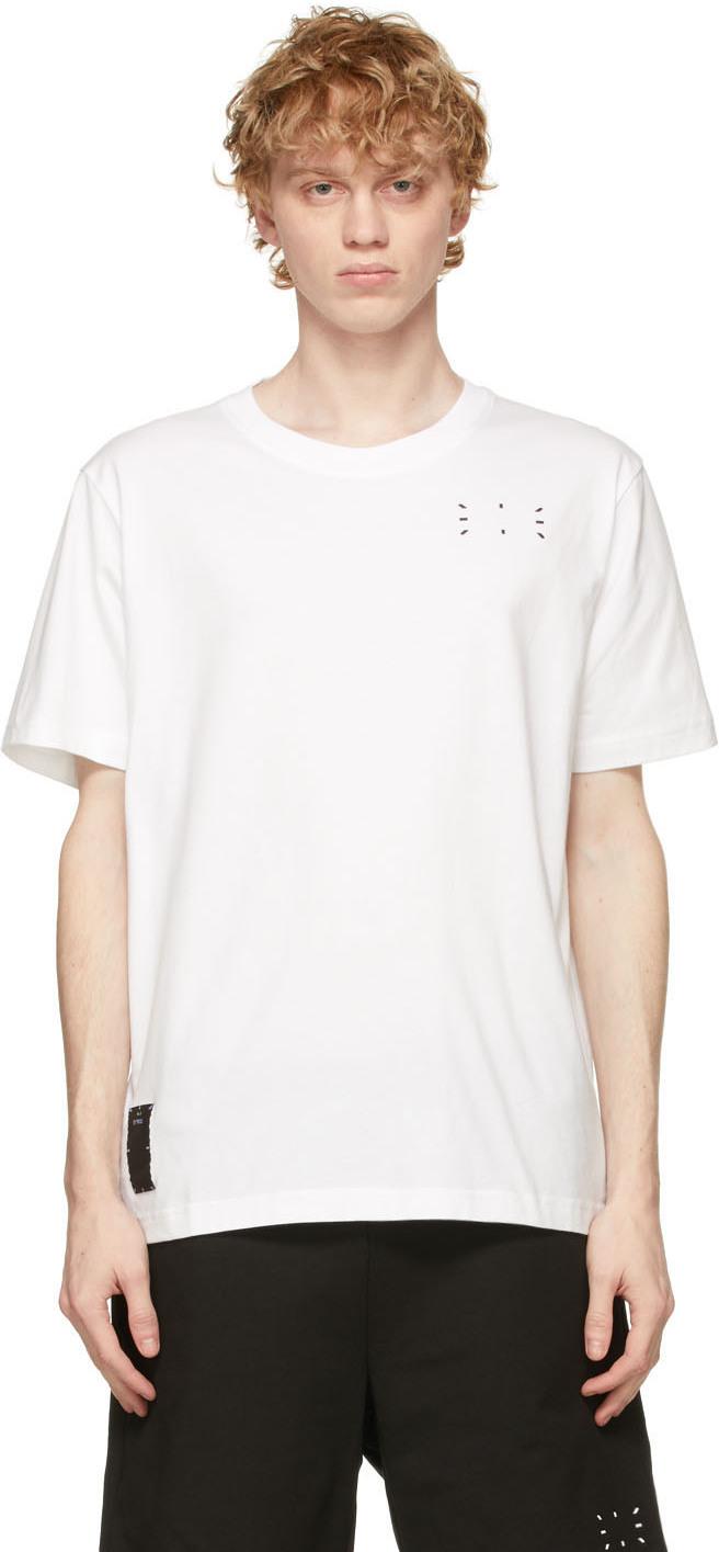 White Relaxed Logo T-Shirt