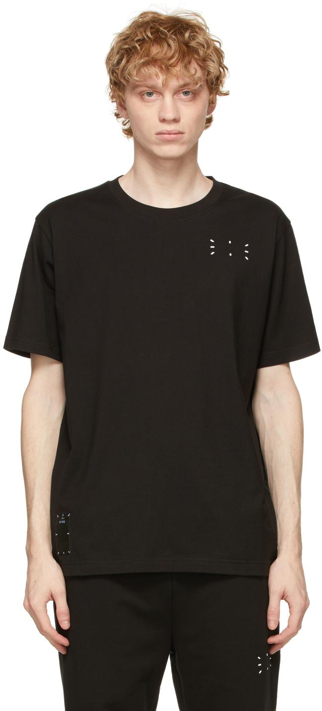 Black Relaxed Logo T-Shirt