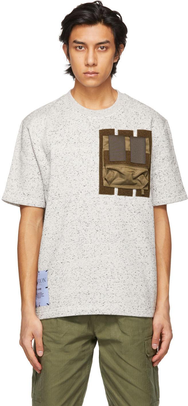 Grey Armour T-Shirt