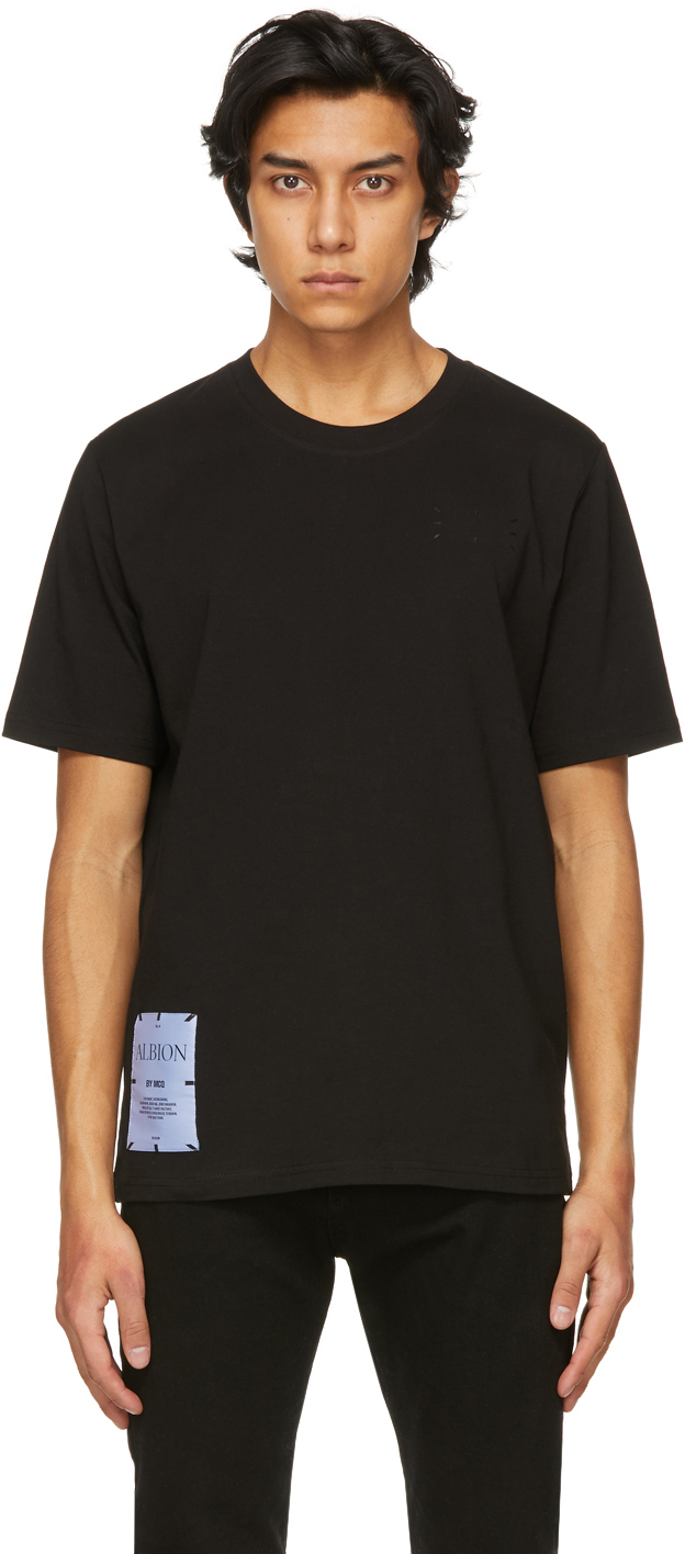 Black Regular T-Shirt