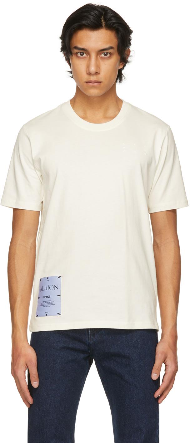 Beige Regular T-Shirt
