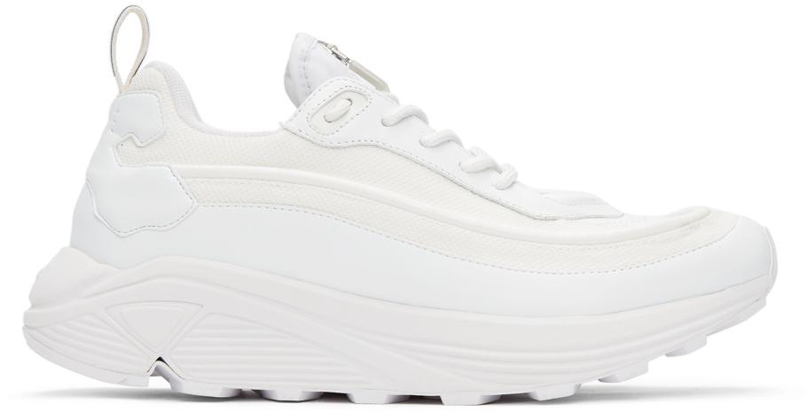 White FA-5 Runner Sneakers