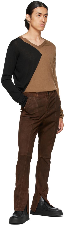 FREI-MUT ブラウン Fledermaus パンツ