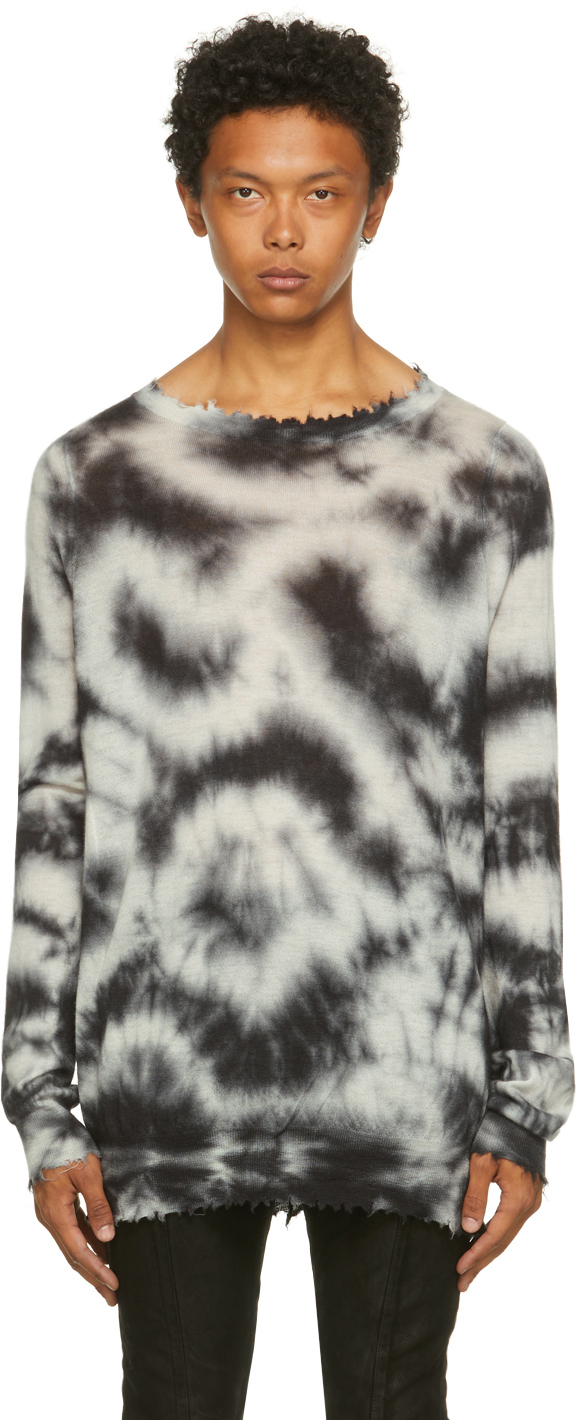 Grey Cashmere Emperor Sweater