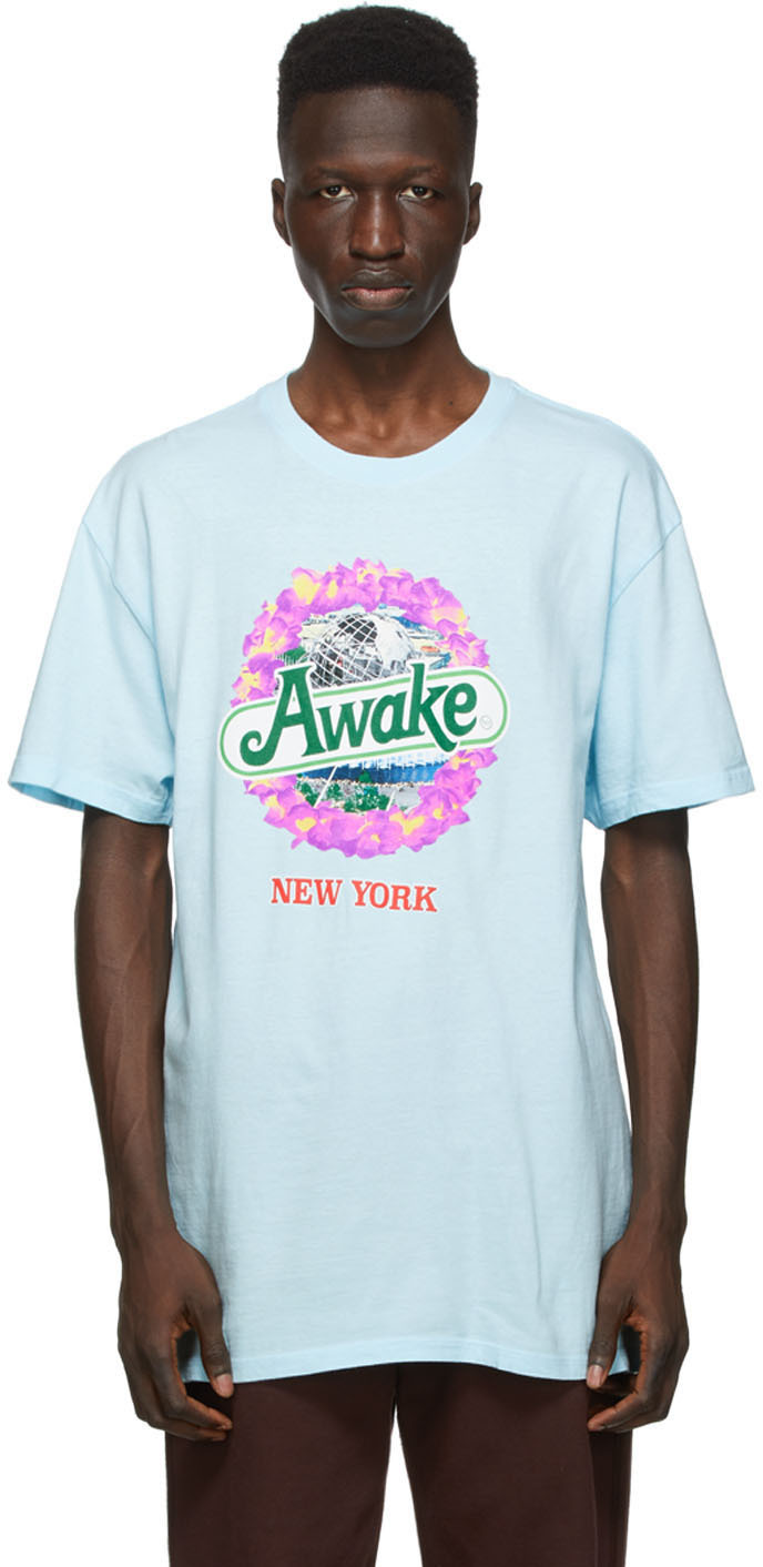Blue Strawberry Kiwi T-Shirt