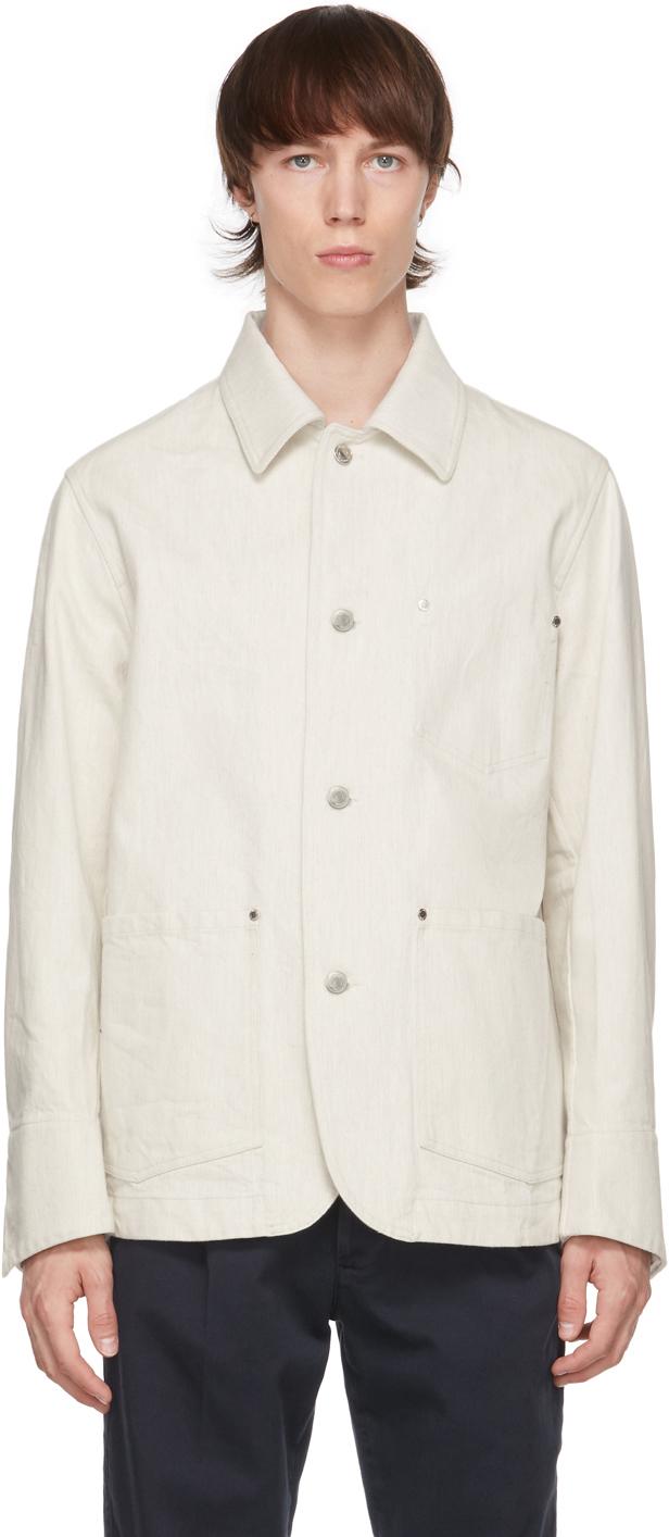 Off-White Denim Aassalonne Jacket