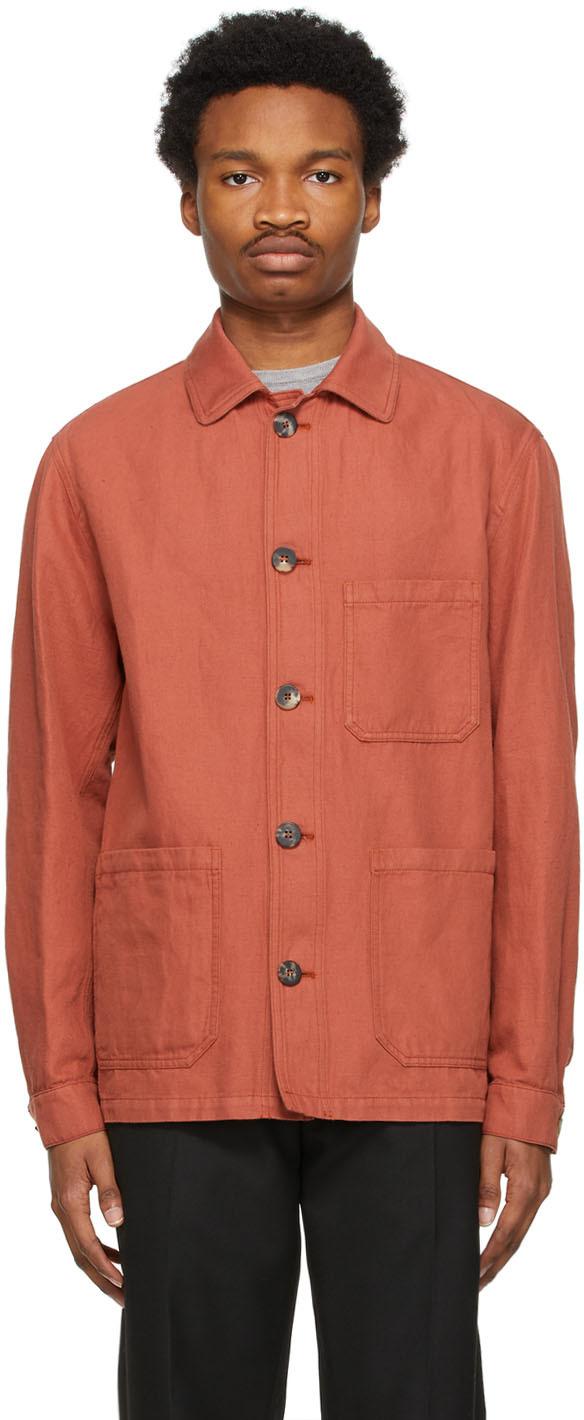 Red Aasti Jacket
