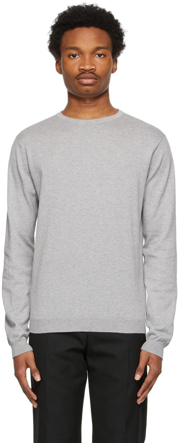 Grey Aalfeo Sweater
