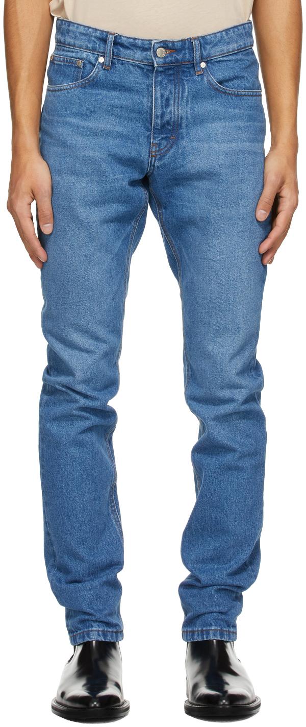 Blue Ami Fit Jeans