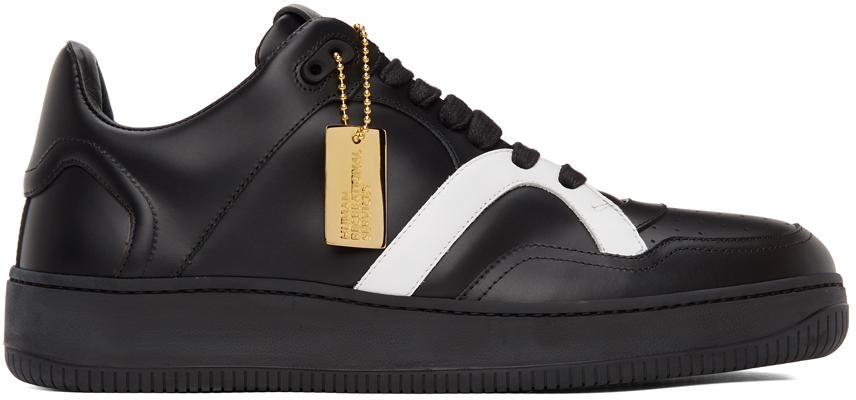 Black Mongoose Low Sneakers