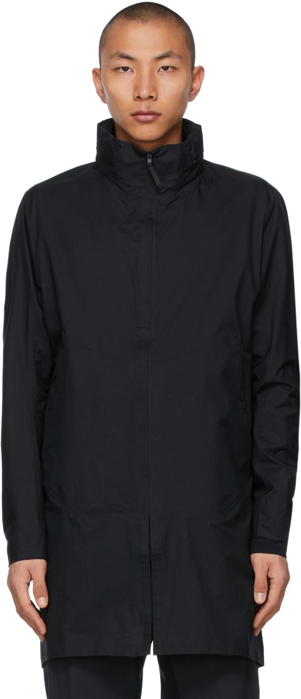 Veilance 黑色 Demlo SL 大衣