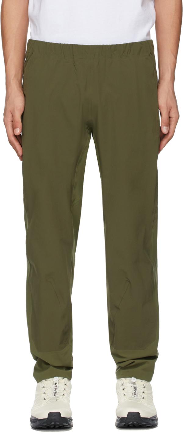 Veilance 军绿色 Secant Comp 长裤