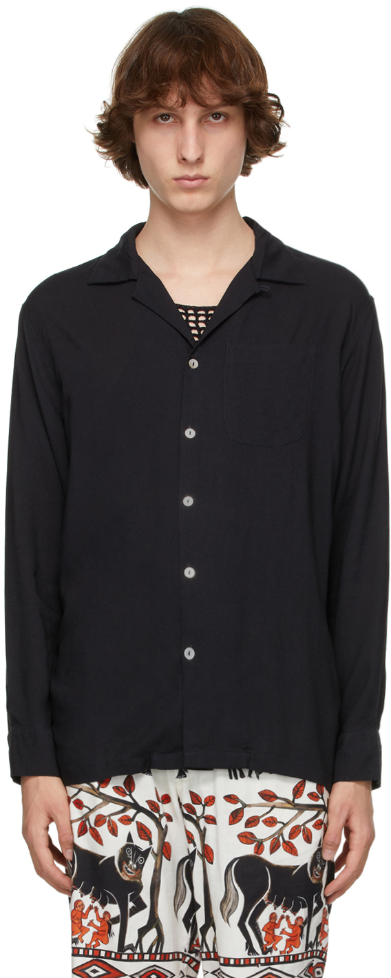 Endless Joy Black Mortis Shirt