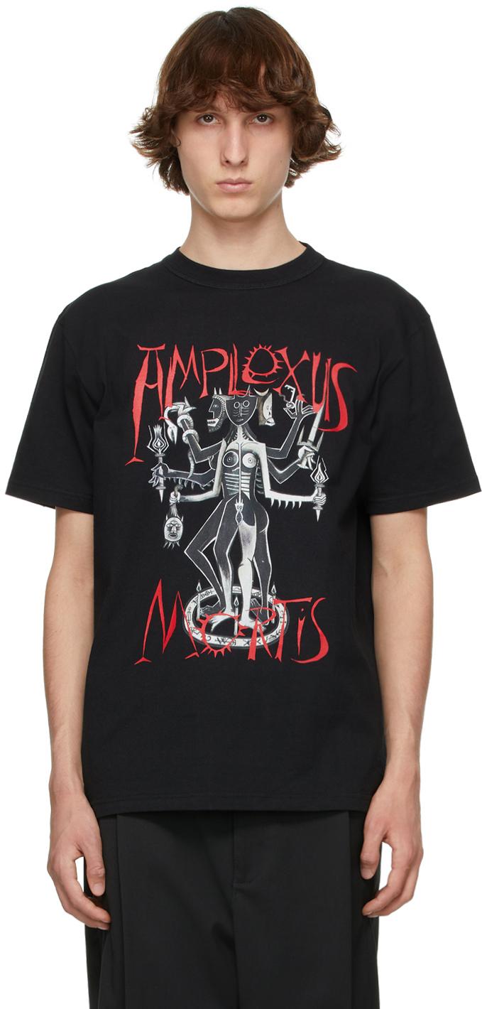 Black Limited Edition Mortis T-Shirt
