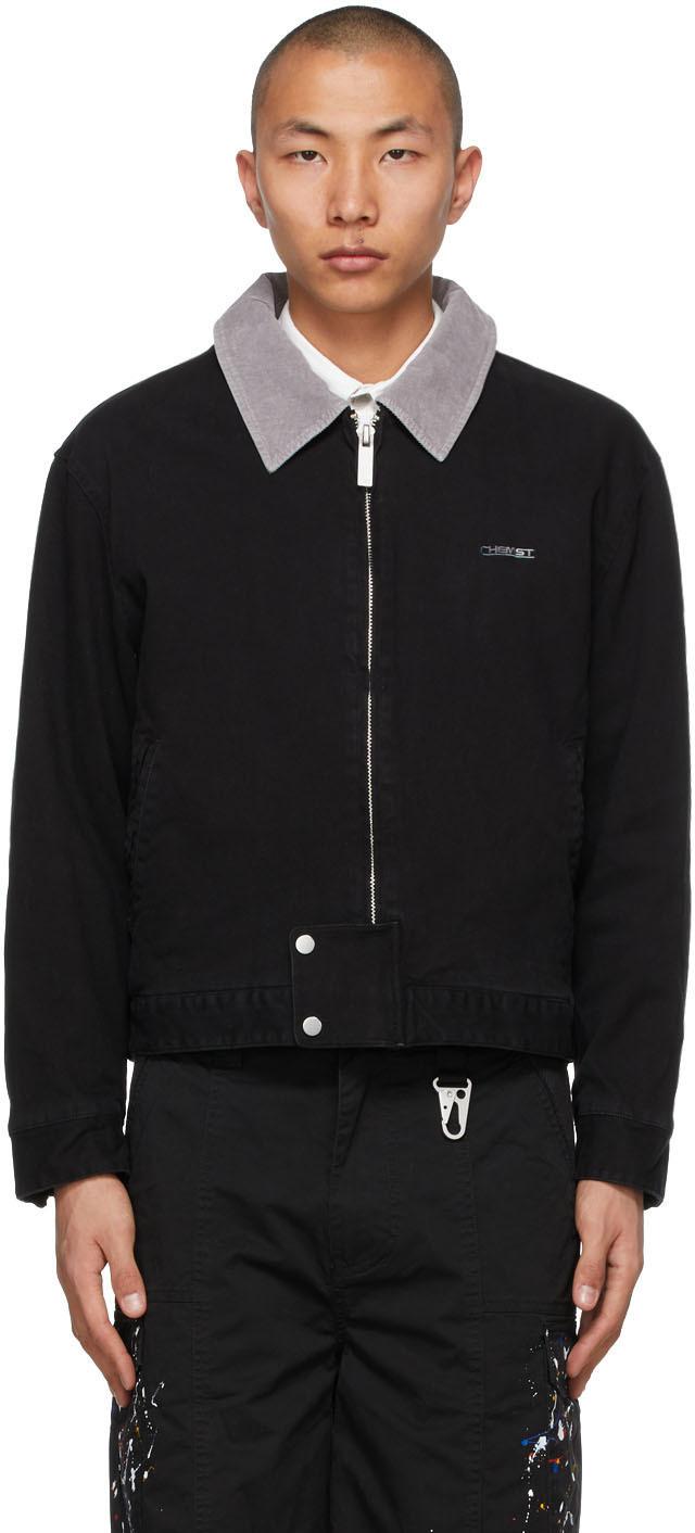 Black J8 Work Jacket