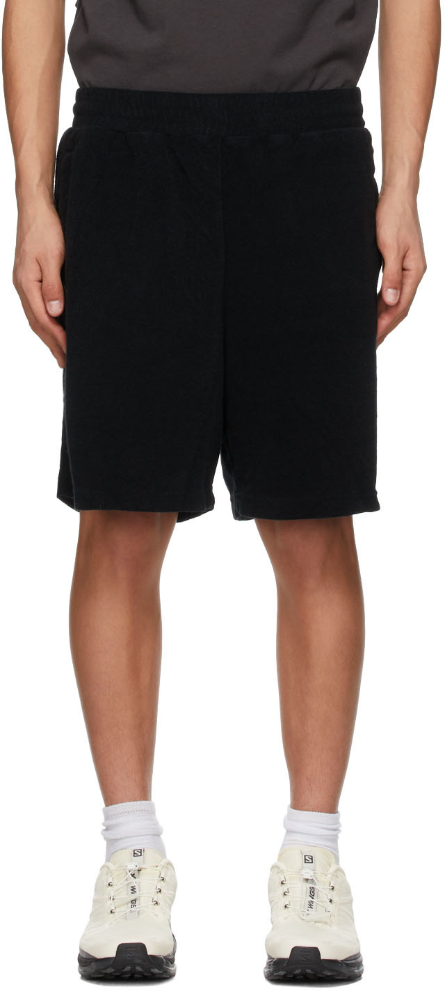 Black P4 Shorts