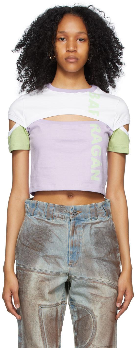 BARRAGÁN SSENSE Exclusive Multicolor Brazos T-Shirt