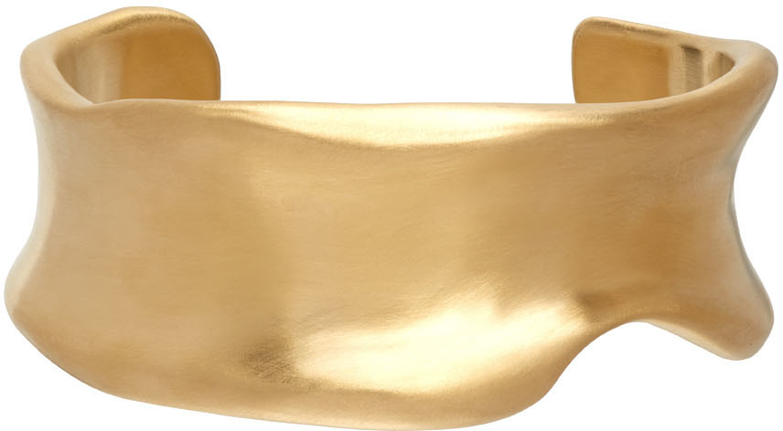 1064 Studio Gold Shape of Water 35B Bracelet 211537F020017