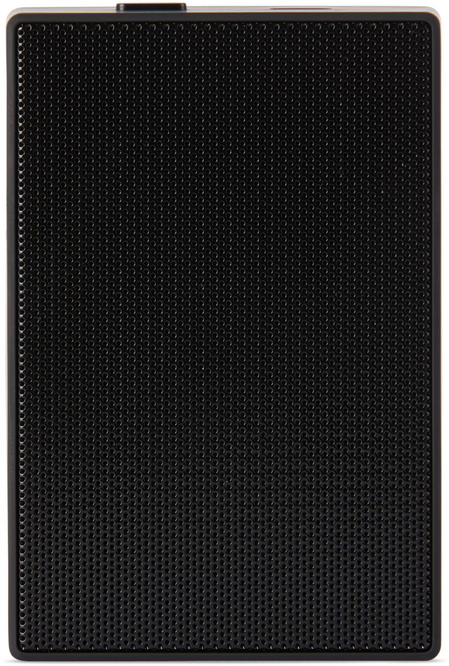Black Cross Speaker