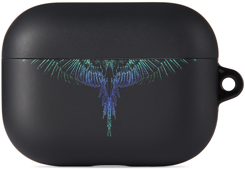 Black Wings AirPods Pro Case