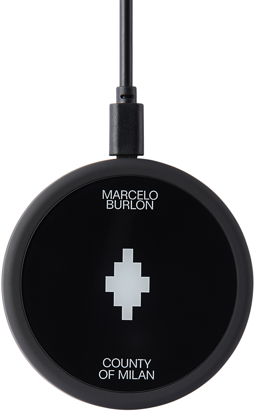 Black & White Cross Wireless Charger