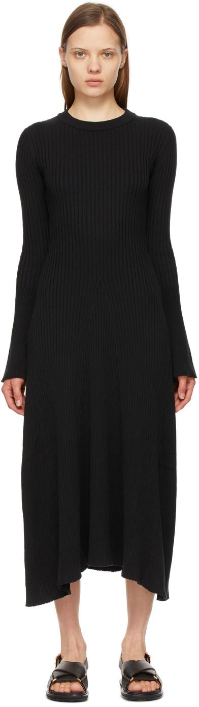 Black Isla Dress
