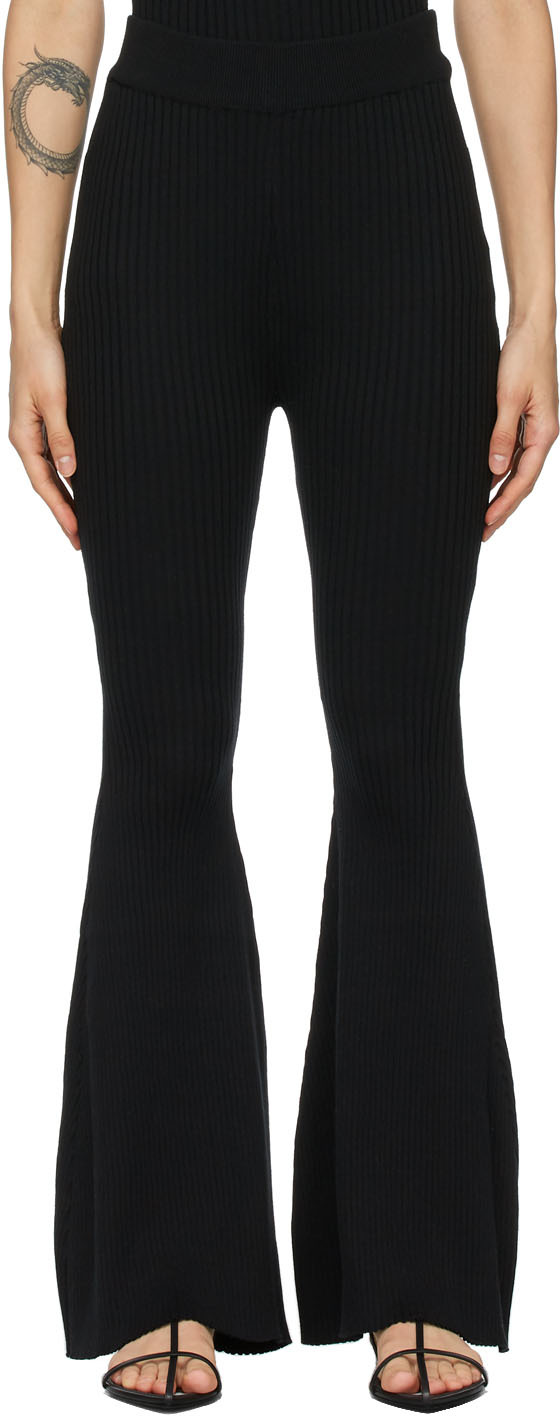 Black Gerrie Lounge Pants