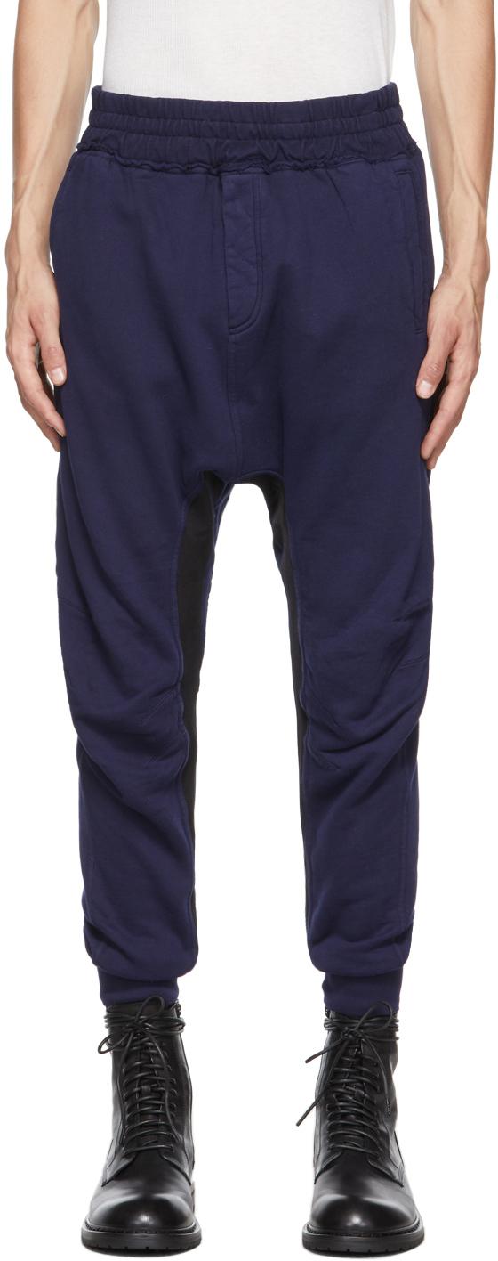 Indigo Moonshape Jogging Lounge Pants