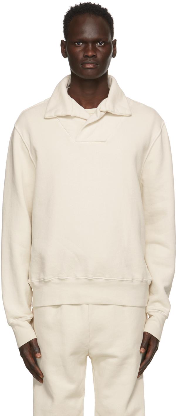 Off-White Heavyweight Yacht Sweatshirt