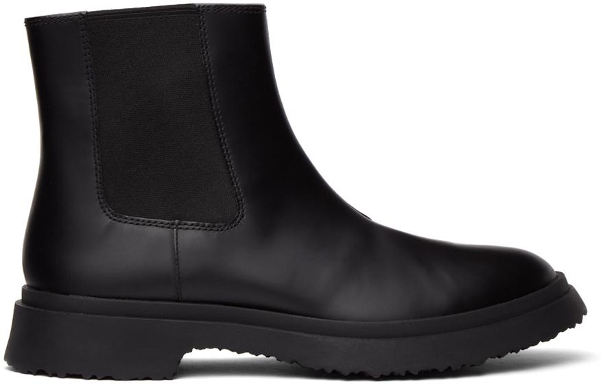 Black Walden Chelsea Boots