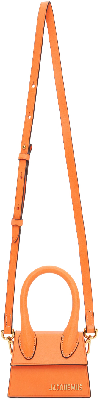 Orange 'Le Chiquito' Clutch
