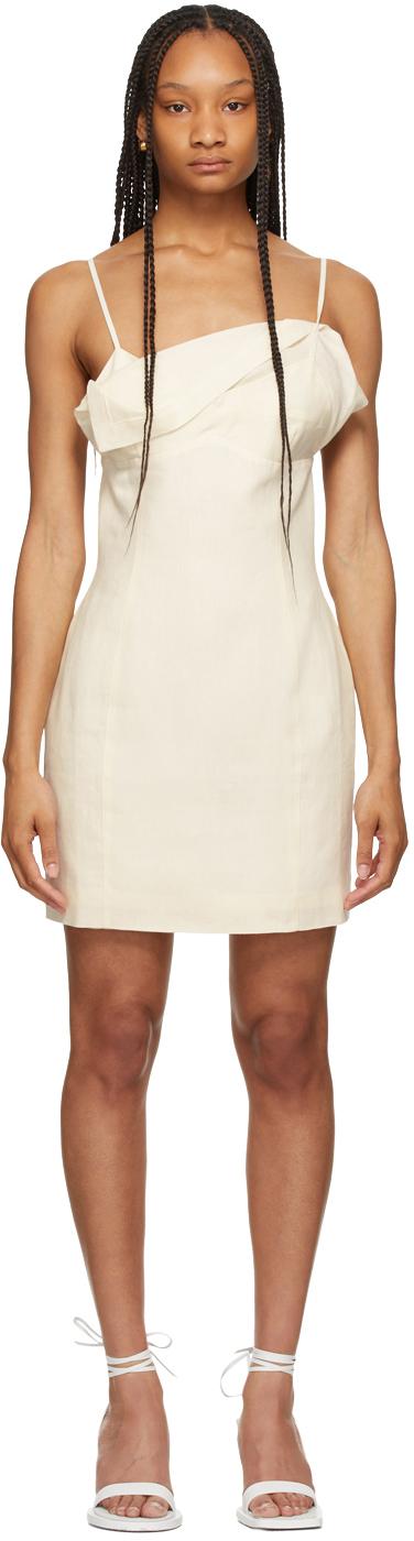 Off-White 'La Robe Drap' Dress