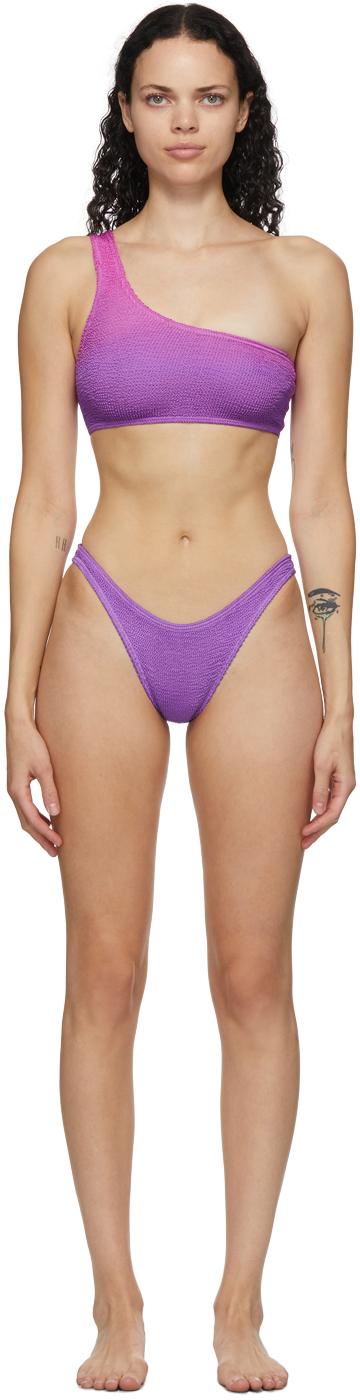 Purple & Pink 'The Samira' Bikini