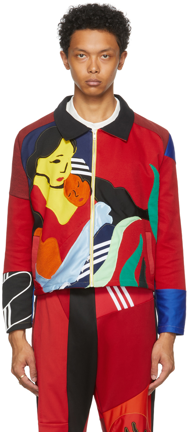 Multicolor The Magpie Project Edition Tracksuit Jacket