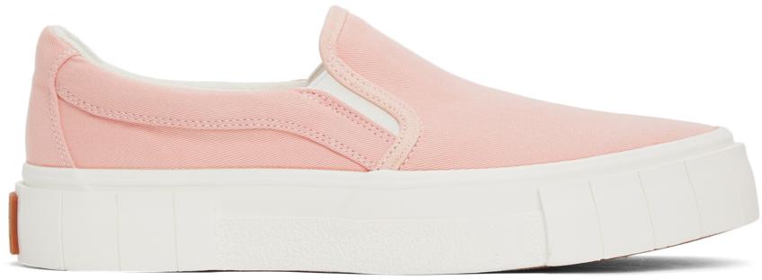 Pink Seasonal Yess Sneakers