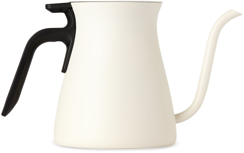 White Pour Over Kettle