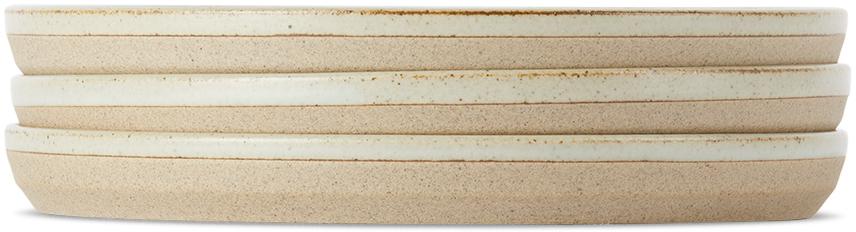 Beige Ceramic Lab CLK-151 Plate Set
