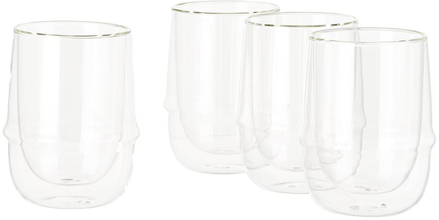 KINTO Kronos アイス ティー グラス セット 350 ml