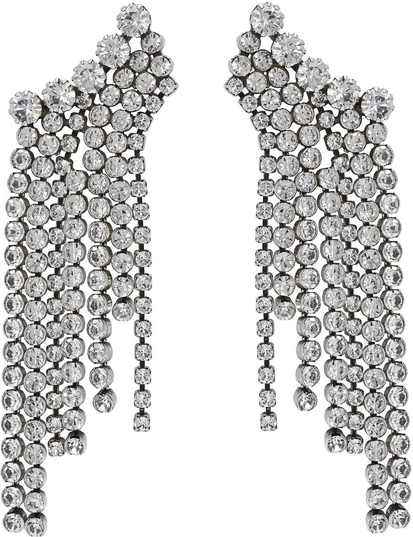 Transparent Wild Shore Earrings