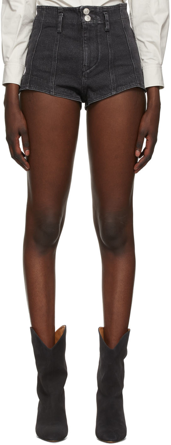 Black Deversonsr Shorts