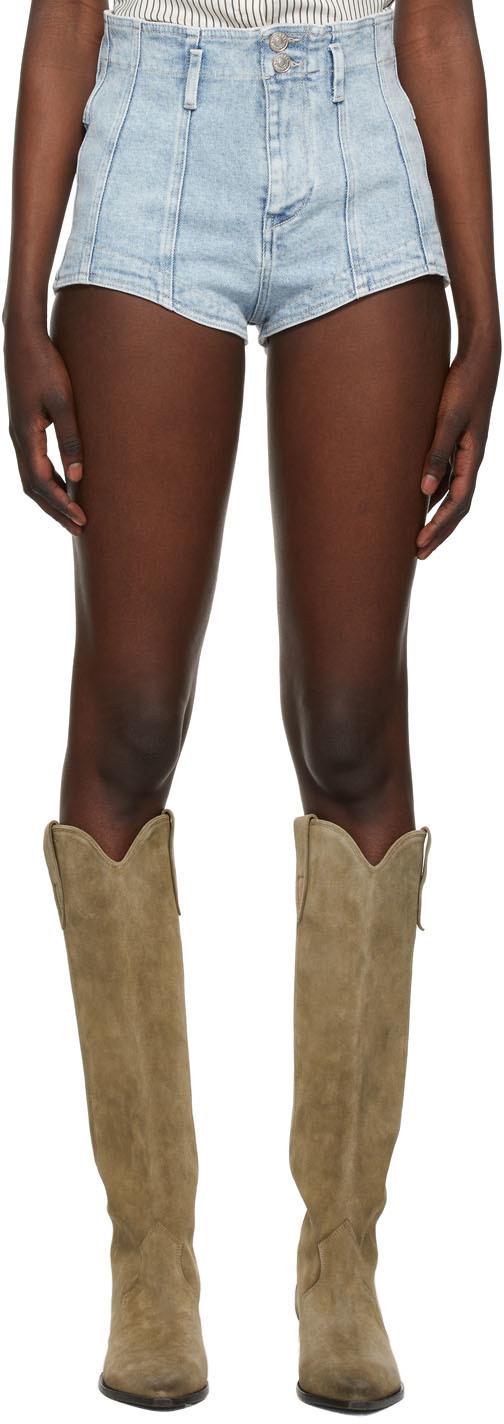 Blue Deversonsr Shorts