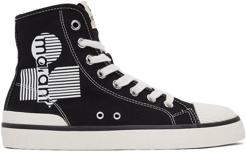 Black Benkeen High Sneakers