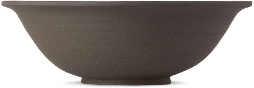 SSENSE Exclusive Black & White Serving Bowl
