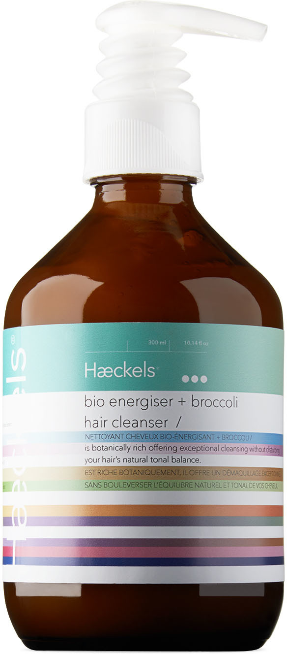Bio Energiser & Broccoli Hair Cleanser