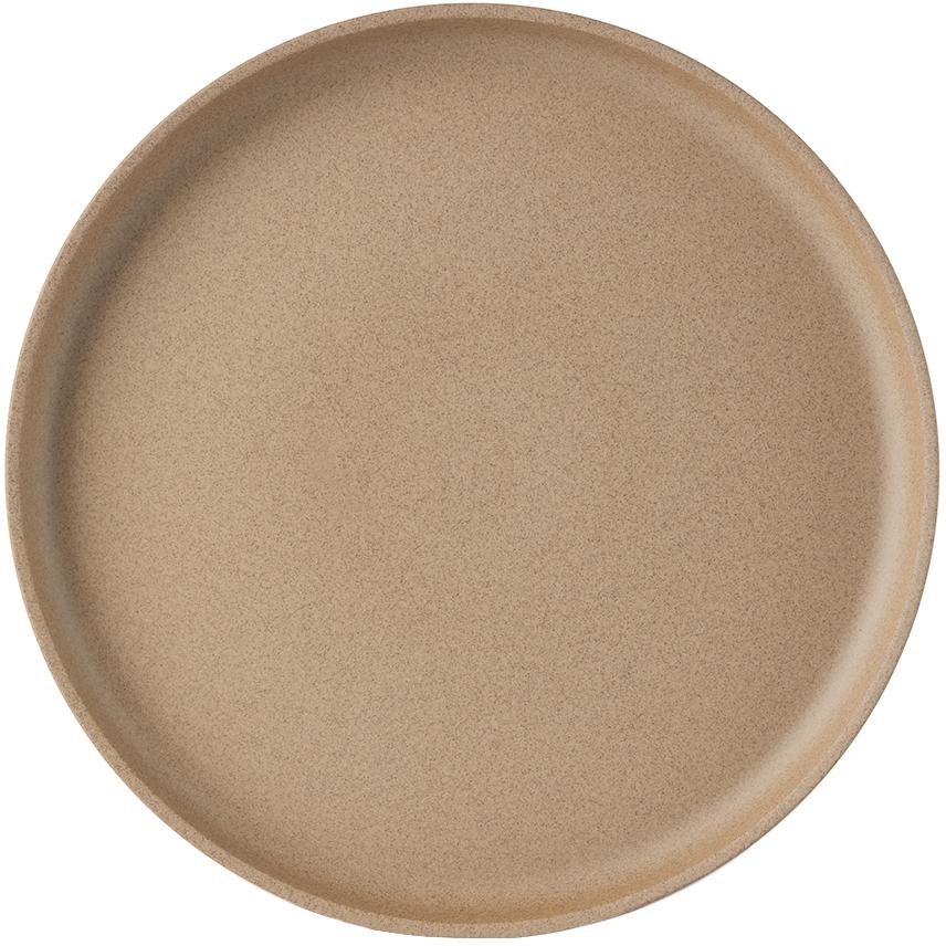 Beige HP004 Plate