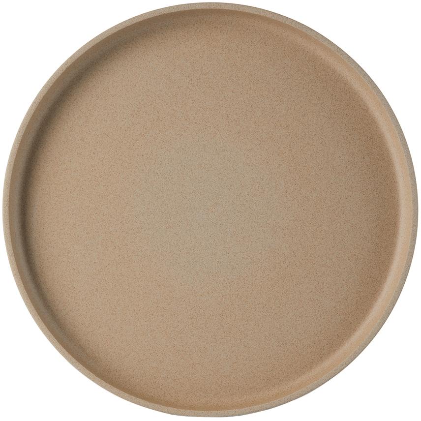 Beige HP005 Plate