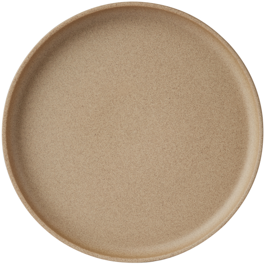 Beige HP003 Plate
