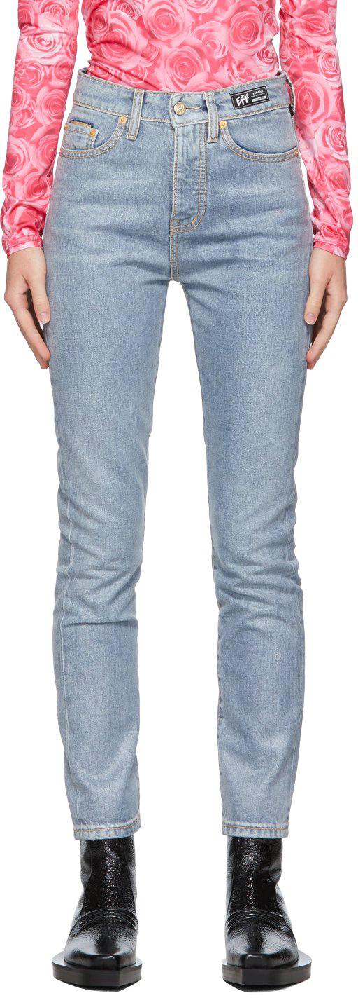 Blue Solstice Jeans