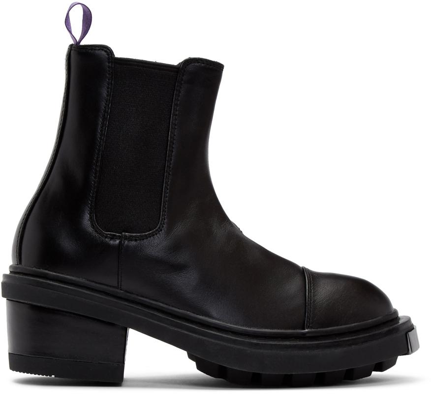 Eytys 黑色 Nikita 踝靴