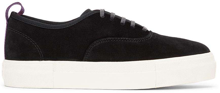 Black Mother Platform Sneakers